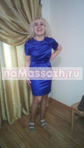 Массажистка Виктория Москва