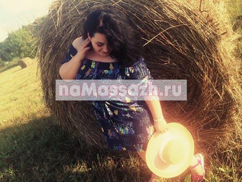 Массажистка Anna Обнинск