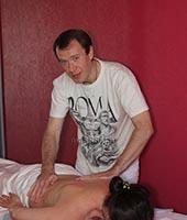 Владислав, массажист 39 лет