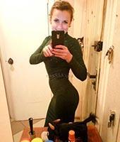 Милана, массажистка 28 лет