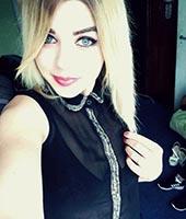 Алиса, массажистка 26 лет