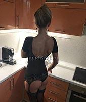 Вика, массажистка 28 лет