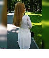 Анжела, массажистка 23 года
