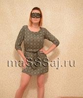 Виталина, массажистка 26 лет