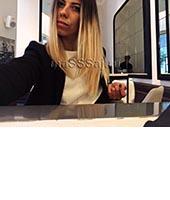 Оля, массажистка 26 лет