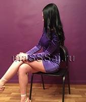 Женя, массажистка 26 лет