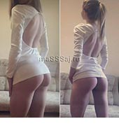 Лиза, массажистка 23 года