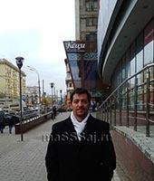 Евгений, массажист 47 лет