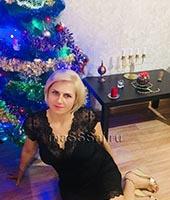 Алена, массажистка 39 лет
