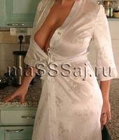 Алевтина, массажистка 40 лет