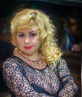 Светлана, массажистка 46 лет