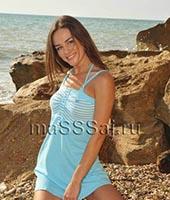 Мира, массажистка 27 лет