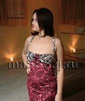 Марина, массажистка 27 лет