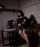 Галина, массажистка 27 лет