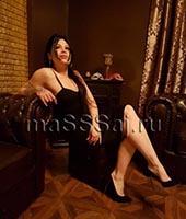 Зара, массажистка 27 лет