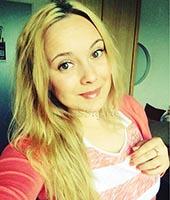 Екатерина, массажистка 29 лет