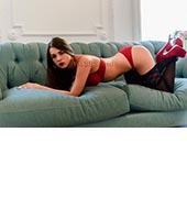 Маша, массажистка 25 лет