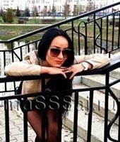 Ксюша, массажистка 28 лет