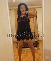 Александра, массажистка 28 лет