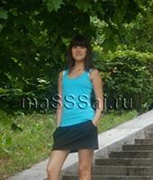Оля, массажистка 29 лет