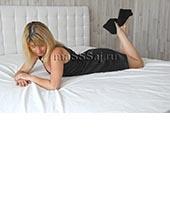 Кира, массажистка 30 лет