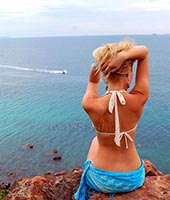 Полина, массажистка 29 лет