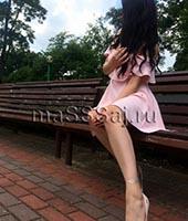 Даша, массажистка 31 год