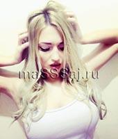 Ирина, массажистка 31 год