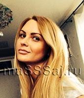 Арина, массажистка 31 год