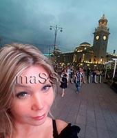 Ирена, массажистка 32 года