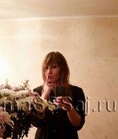 Настя, массажистка 32 года