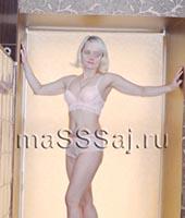 Вика, массажистка 33 года