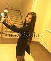 Маша, массажистка 33 года