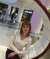 Светлана, массажистка 33 года