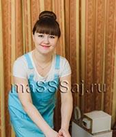 Алина, массажистка 33 года