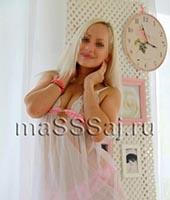 Даша, массажистка 33 года