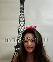 Лана, массажистка 33 года