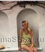 Эльвира, массажистка 35 лет
