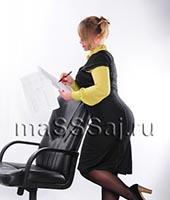 Анастасия, массажистка 35 лет