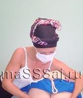 Алена, массажистка 36 лет