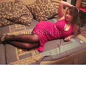 Света, массажистка 36 лет