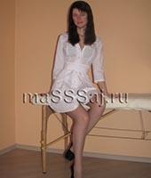Вероника, массажистка 37 лет