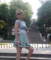 Марина, массажистка 37 лет