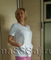 КАТЕРИНА, массажистка 38 лет