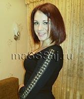Настя, массажистка 37 лет