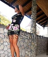 Виктория, массажистка 38 лет