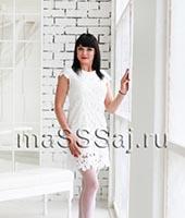 Елена, массажистка 39 лет