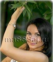 Оля, массажистка 39 лет