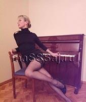 Света, массажистка 39 лет