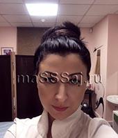 Светлана, массажистка 40 лет